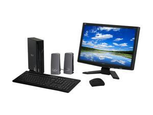 "Acer AL5100-BD4201A Desktop PC Athlon 64 X2 3GB DDR2 320GB HDD 20"" Windows Vista Home Premium"