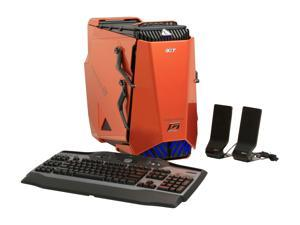Acer Desktop PC Aspire Predator GT7700-UQ9550A Core 2 Quad Q9550 (2.83 GHz) 8 GB DDR2 1.92 TB HDD NVIDIA GeForce 9800 GTX Windows Vista Home Premium 64-bit