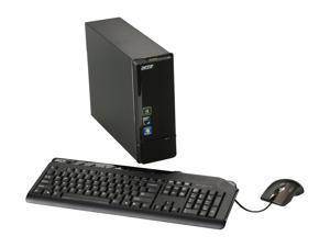 Acer Desktop PC Aspire AX1301-U9052 Athlon II X2 215 (2.7GHz) 4GB DDR2 750GB HDD Windows 7 Home Premium 64-bit