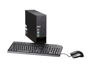 Acer Desktop PC Aspire AX3400-U3032 Athlon II X4 640 (3.0GHz) 4GB DDR3 1TB HDD Windows 7 Home Premium 64-bit
