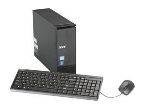 Acer Aspire AX3960-U4102 (PT.SFF02.027) Desktop PC Intel Core i3 4GB DDR3 1TB HDD Windows 7 Home Premium 64-bit