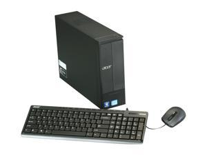 Acer AX1930-UR10P (PT.SGAP2.003) Intel Core i3 4GB DDR3 500GB HDD Capacity Windows 7 Home Premium 64-Bit