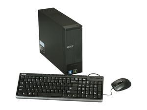 Acer Aspire AX1420-UR10P (PT.SG9P2.003) Desktop PC Athlon II X4 4GB DDR3 500GB HDD Windows 7 Home Premium 64-Bit
