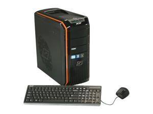 Acer Predator G3 AG3620-UR20P (DT.SJPAA.002) Desktop PC Intel Core i7 12GB DDR3 2TB HDD Windows 7 Home Premium 64-Bit