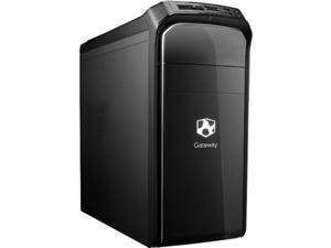 Gateway Desktop PC Intel Core i7 Processor Speed 3.40 GHz Processor Model i7-2600 Standard Memory 8 GB Memory Technology ...