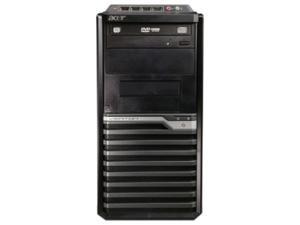 Acer Veriton M VM2610-Ui32120W (DT.VD9AA.001) Desktop PC Intel Core i3 4GB DDR3 500GB HDD Windows 7 Professional 32/64-Bit ...