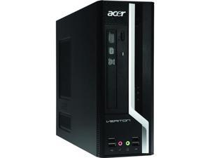 Acer Veriton Desktop PC Pentium 500GB HDD No Windows 7 Professional