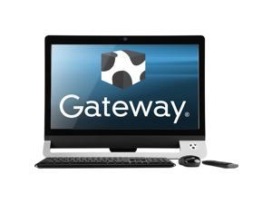 """Gateway Desktop PC Intel Core i3 1TB HDD 23"""" Touchscreen Windows 7 Home Premium"""
