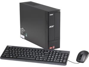 Acer Aspire X AX1470-UR26 (DT.SLQAA.004) Desktop PC A6-Series APU 4GB DDR3 500GB HDD Windows 8 64-Bit