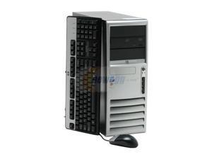 HP Compaq Desktop PC dc7700(RT809UT#ABA) Core 2 Duo E6300 (1.86GHz) 1GB DDR2 80GB HDD Windows XP Professional
