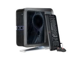 HP Blackbird 002 BB5140rp(GM333AA#ABA) Desktop PC Core 2 Quad 4GB DDR2 500GB HDD Windows Vista Home Premium 64-bit