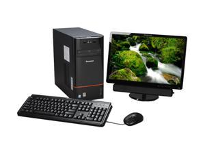 Lenovo Desktop PC 3000 H Series H200-H1011/M19 (57091128) Intel Atom 230 (1.6GHz) 1GB DDR2 160GB HDD Windows Vista Home Basic