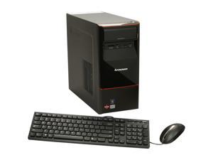 Lenovo H415 (30991TU) Desktop PC AMD Dual-Core Processor 8GB DDR3 1TB HDD Windows 7 Home Premium 64-Bit