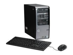 COMPAQ Desktop PC Presario SR5550F(KQ514AA) Athlon 64 X2 5400+ 3 GB DDR2 500 GB HDD NVIDIA GeForce 6150 SE Windows Vista Home Premium