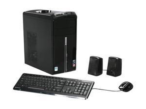 Gateway Desktop PC DX Series DX4300-01 Phenom II X4 810 (2.6GHz) 8GB DDR2 1TB HDD Windows Vista Home Premium 64-bit