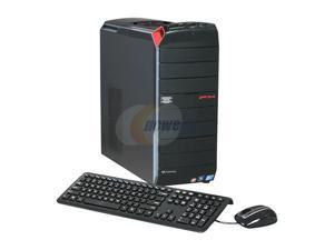 Gateway FX Series FX6803-25 Intel Core i7 9GB DDR3 1.5TB HDD Capacity Windows 7 Home Premium 64-bit