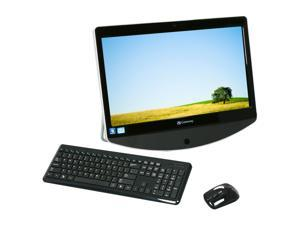 """Gateway All-in-One PC One ZX6961-UR20P (PW.GBUP2.003) Intel Core i3 2100 (3.10 GHz) 6 GB DDR3 1 TB HDD 23"""" Touchscreen Windows ..."""