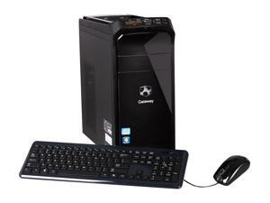 Gateway DX4860-UR10P (PT.GCPP2.017) Desktop PC Intel Core i5 6GB DDR3 2TB HDD Windows 7 Home Premium 64-Bit