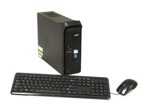 Gateway SX Series SX2865-UR11P (DT.GDLAA.002) Pentium 4GB DDR3 500GB HDD Capacity Windows 7 Home Premium 64-Bit