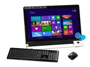 """Gateway All-in-One PC One ZX6980-UR328 (DQ.GDTAA.005) Intel Core i3 3220 (3.30GHz) 6GB DDR3 1TB HDD 23"""" Touchscreen Windows ..."""