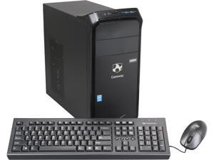 Gateway DX4885-UR21 Desktop PC Intel Core i5 8GB DDR3 1TB HDD Windows 8