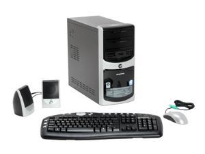 eMachines T5226 Desktop PC Pentium D 1GB DDR2 250GB HDD Windows Vista Home Premium