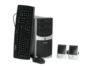 eMachines Desktop PC W3609 - RA Celeron D 356 (3.33GHz) 512MB DDR2 120GB HDD Windows Vista Home Basic