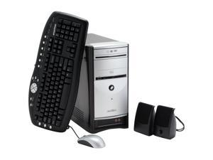 eMachines W3615 - RA Pentium 4 1GB DDR2 160GB HDD Capacity Windows Vista Home Premium
