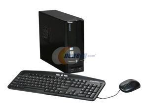 eMachines EL1600-01 Desktop PC Intel Atom 1GB DDR2 160GB HDD Windows XP Home