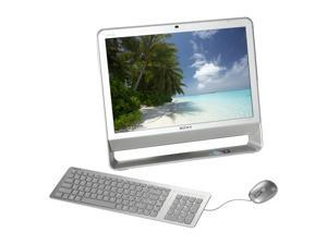 "SONY VAIO VGC-JS410F/S All-in-one PC 20.1"" Pentium dual-core E5400(2.70GHz) 4GB DDR2 Intel GMA X4500HD"