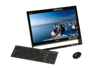 "Sony VAIO J Series VPCJ117FX/B Intel Core i5 6GB DDR3 500GB HDD 21.5"" Touchscreen Windows 7 Home Premium 64-bit"