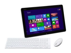 "Sony VAIO SVJ20217CXW Intel Core i7 8GB DDR3 1TB HDD 20"" Touchscreen Windows 8 64-bit"
