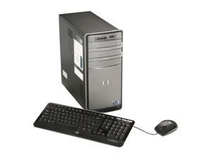 HP Desktop PC Pavilion P6540 Phenom II X4 830 8GB 1TB HDD Windows 7 Home Premium 64-bit