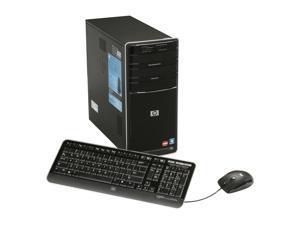 HP Desktop PC Pavilion P6610F (BM417AA#ABA) Athlon II X4 635 (2.9GHz) 4GB DDR3 750GB HDD Windows 7 Home Premium 64-bit