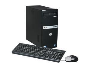 HP 500B (VS875UT#ABA) Desktop PC Pentium dual-core 1GB DDR3 160GB HDD Windows 7 Professional 32-bit