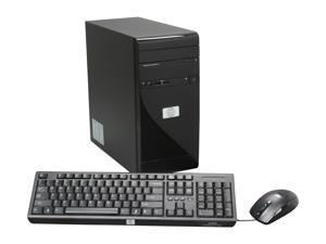 Generic Desktop PC TS-2P-AMD1013 AMD Dual-Core Processor E-300 (1.3GHz) 4GB DDR3 500GB HDD