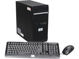 Generic Desktop PC TS-T0032-6P-W8EN Pentium G465 (1.9GHz) 4GB DDR3 500GB HDD Windows 8