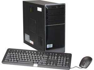 Famous Brand Desktop PC TS-4511-7P-W8EN A6-Series APU A6-3600 (2.1GHz) 4GB DDR3 1TB HDD Windows 8