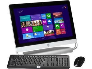 "HP Debranded All-in-One PC ENVY TSA-493D-ES32-W8PRO Intel Core i5 4430S (2.7GHz) 4GB 1TB HDD 23"" Windows 8 Pro 64-Bit"