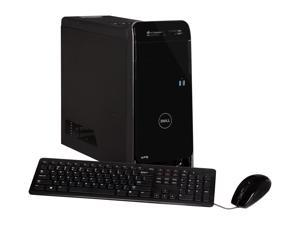 DELL XPS 8500 (X8500-2631BK) Desktop PC Intel Core i7 8GB DDR3 1TB HDD Windows 7 Home Premium 64-Bit