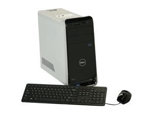 DELL XPS 8500 (X8500-6842WT) Desktop PC Intel Core i7 12GB DDR3 2TB HDD + 32GB SSD HDD Windows 7 Home Premium 64-Bit
