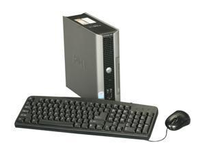 DELL OptiPlex 760 Desktop PC Core Duo 2GB 80GB HDD Windows 7 Home Premium 64-Bit