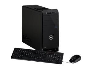 DELL Desktop PC XPS XPS 8500 (X8500-1058BK) Intel Core i5 3350P (3.10GHz) 8GB DDR3 1TB HDD Windows 8