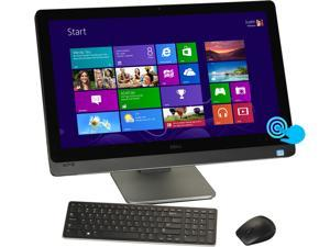 """DELL All-in-One PC XPS XPSo27-4708BK Intel Core i5 3330S (2.70GHz) 6GB DDR3 1TB HDD+32GB SSD HDD 27"""" Touchscreen Windows ..."""