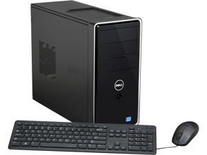 DELL Desktop PC Inspiron i660-3043BK Intel Core i3 3220 (3.30GHz) 6GB DDR3 1TB HDD Windows 8