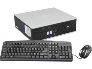 HP Desktop PC DC5700 (DTCOMQ5700-DT1) Pentium D 1.8GHz 2GB 80GB HDD Windows 7 Home Premium 32-Bit
