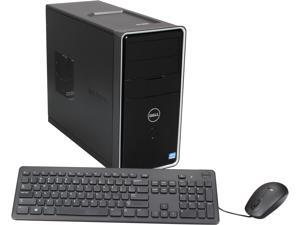 DELL Desktop PC Inspiron 660 (i660-3050BK) Intel Core i3 3240 (3.40GHz) 8GB DDR3 1TB HDD Windows 8
