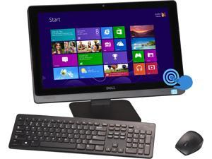 "DELL Inspiron One 2020 (io2020-6672BK) Intel Core i3 4GB DDR3 1TB HDD 20"" Touchscreen Windows 8"