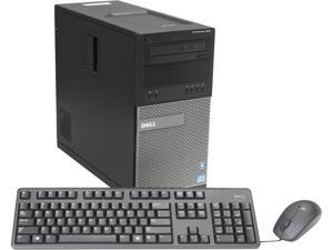 DELL OptiPlex 990 (O990M11980422PC) Desktop PC Intel Core i5 4GB DDR3 500GB HDD Windows 7 Professional 64-Bit