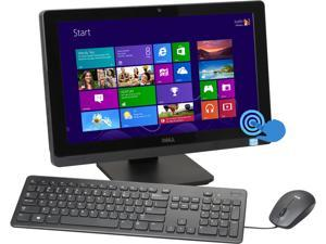 "DELL All-in-One PC Inspiron io2020T-4833BK Intel Core i3 3240T (2.90GHz) 4GB DDR3 1TB HDD 20"" Touchscreen Windows 8 64-bit"